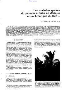 les maladies du riz pdf