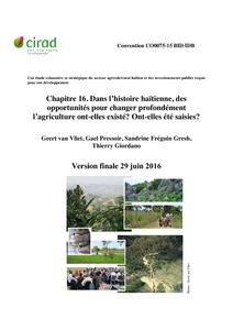histoire de l agriculture pdf