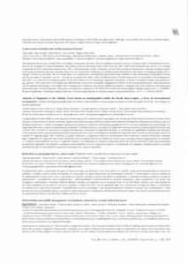 Résultats Pour Sujet P01 Conservation De La Nature Et
